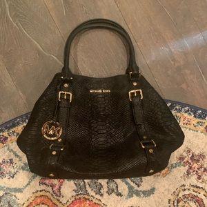 RARE Michael Kors Snakeskin Handbag